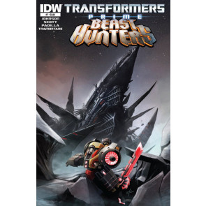TRANSFORMERS PRIME: BEAST HUNTERS #7 VF/NM IDW