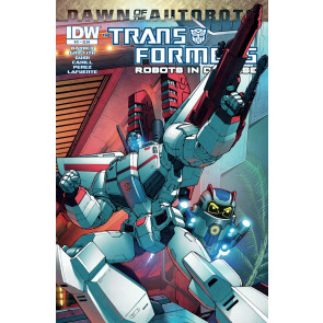 TRANSFORMERS: ROBOTS IN DISGUISE #31 VF/NM IDW COVER A
