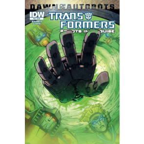 TRANSFORMERS: ROBOTS IN DISGUISE #33 VF/NM IDW COVER A