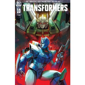 Transformers (2019) #10 VF/NM Bethany McGuire-Smith Cover A IDW