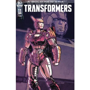 Transformers (2019) #11 VF/NM James Raiz Cover A IDW