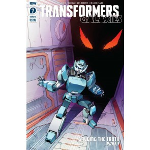 Transformers: Galaxies (2019) #7 VF/NM IDW