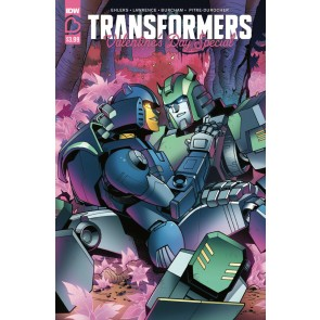 Transformers: Valentine's Day Special (2020) #1 VF/NM Jack Lawrence IDW