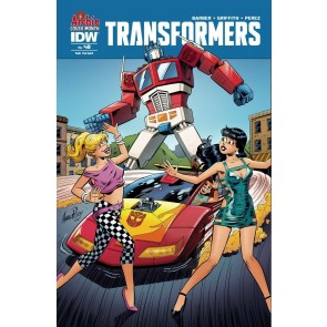 Transformers (2014) #48 VF/NM-NM Archie Cover Month Subscription Cover IDW