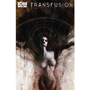TRANSFUSION #3 VF/NM IDW