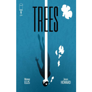 TREES (2014) #9 VF/NM WARREN ELLIS IMAGE COMICS
