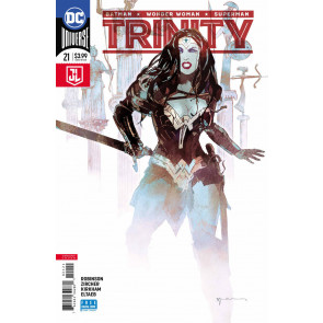 Trinity (2016) #s 13 14 15 16 17 18 19 20 21 22 Bill Sienkiewicz Variants VF/NM