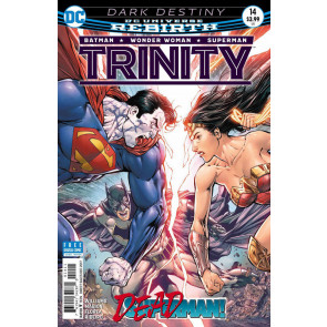 Trinity (2016) #s 13 14 15 16 17 18 19 20 21 22 Regular Cover Complete VF/NM Set