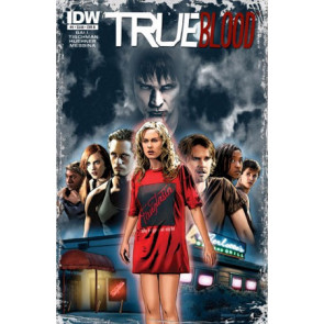 TRUE BLOOD #5 NM COVER B HBO