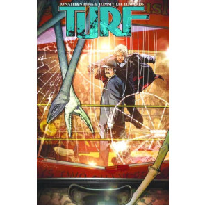 TURF #2 OF 5 VF/NM TO NM IMAGE COMICS JONATHAN ROSS