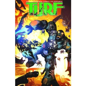 TURF #3 OF 5 NM IMAGE COMICS JONATHAN ROSS TOMMY LEE