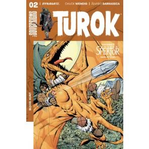 Turok (2017) #2 VF/NM Dynamite