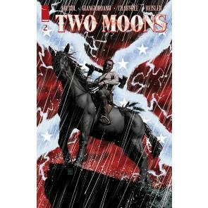 Two Moons (2021) #2 VF/NM Valerio Giangiordano Cover Image Comics