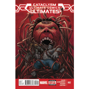 ULTIMATE COMICS: CATACLYSM THE ULTIMATES (2013) #2 VF - VF+ MARVEL