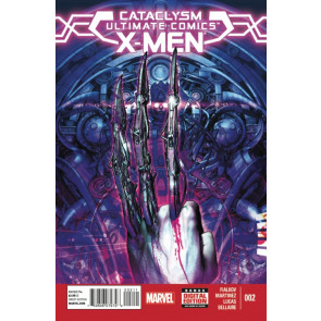 ULTIMATE COMICS: CATACLYSM X-MEN (2013) #2 FN/VF MARVEL