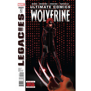 ULTIMATE COMICS WOLVERINE #2 NM