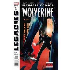 ULTIMATE COMICS WOLVERINE #3 NM