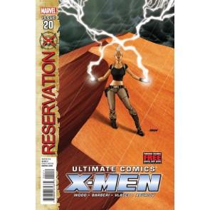ULTIMATE COMICS X-MEN #20 NM
