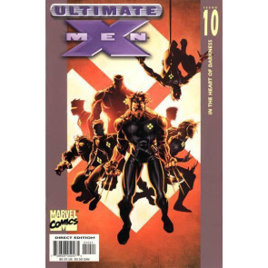 ULTIMATE COMICS X-MEN (2001) #10 NM ANDY KUBERT