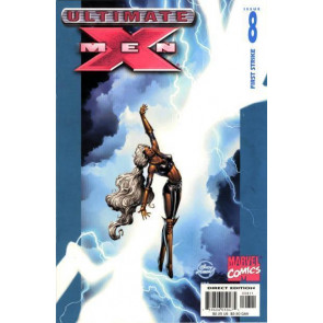 ULTIMATE COMICS X-MEN (2001) #8 NM ANDY KUBERT