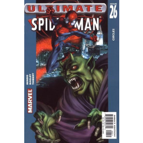 ULTIMATE SPIDER-MAN (2001) #26 NM BENDIS BAGLEY