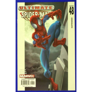 ULTIMATE SPIDER-MAN #48 NM+