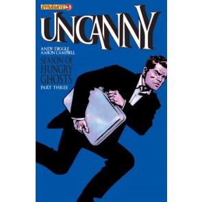 UNCANNY (2013) #3 VF/NM COVER B DYNAMITE