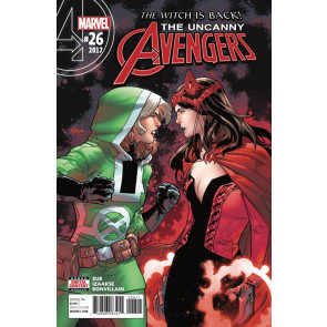 Uncanny Avengers (2015) #26 VF/NM Scarlet Witch