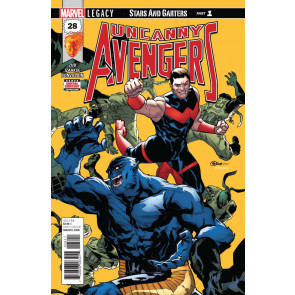 Uncanny Avengers (2015) #28 VF/NM (9.0) Stars & Garters part 1 Marvel Legacy