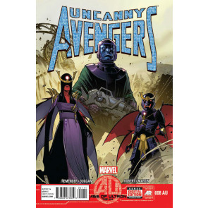 UNCANNY AVENGERS (2013) #8AU NM MARVEL NOW!
