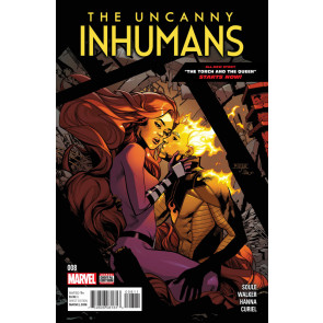 Uncanny Inhumans (2015) #8 VF/NM