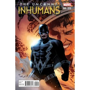 Uncanny Inhumans (2015) #0 VF/NM Jim Cheung Connecting Variant