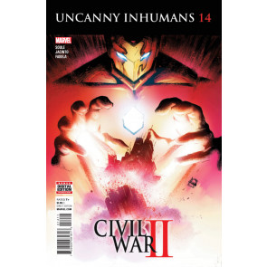 Uncanny Inhumans (2015) #14 VF/NM Civil War II Tie-In
