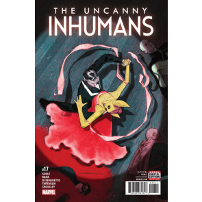 Uncanny Inhumans (2015) #17 VF/NM