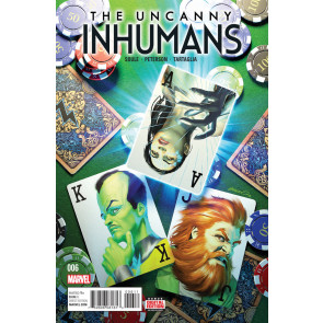 Uncanny Inhumans (2015) #6 VF/NM (9.0) or better