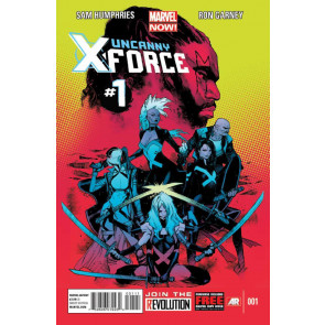 UNCANNY X-FORCE (2013) #1 VF/NM MARVEL NOW!