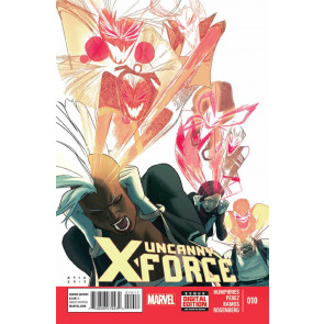 UNCANNY X-FORCE (2013) #10 VF/NM MARVEL NOW!
