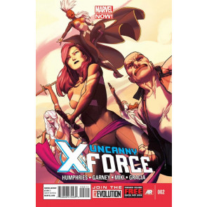 UNCANNY X-FORCE (2013) #2 VF/NM MARVEL NOW!