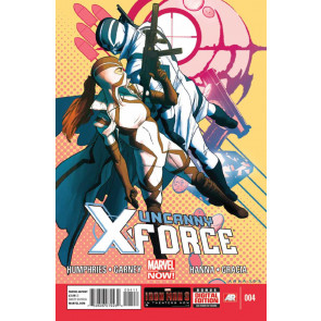 UNCANNY X-FORCE (2013) #4 NM MARVEL NOW!