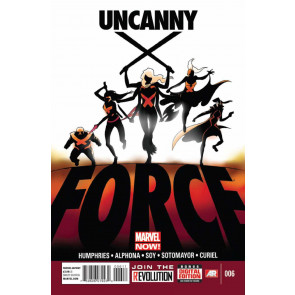 UNCANNY X-FORCE (2013) #6 VF/NM MARVEL NOW!