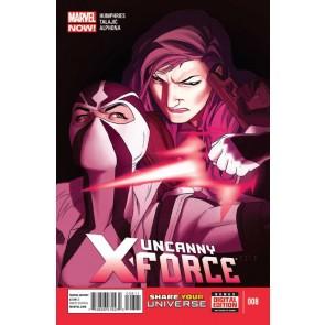 UNCANNY X-FORCE (2013) #'s 7, 8, 9, 10, 11, 12 COMPLETE