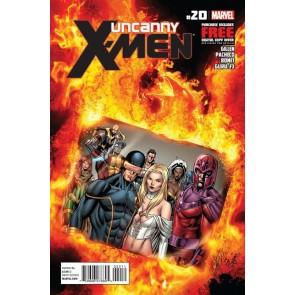 Uncanny X-men (2012) #20 VF/NM Final Issue