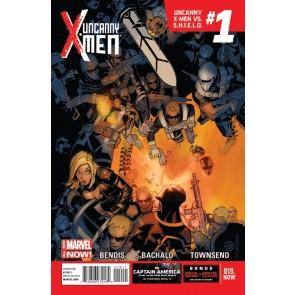 UNCANNY X-MEN (2013) #19 VF/NM MARVEL NOW!
