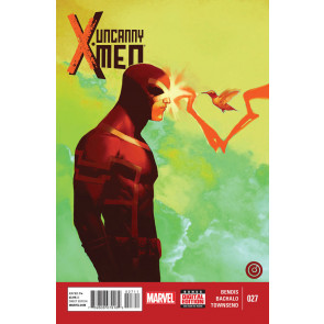 UNCANNY X-MEN (2013) #27 VF/NM MARVEL NOW!
