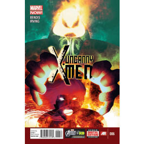 UNCANNY X-MEN (2013) #6 NM MARVEL NOW!