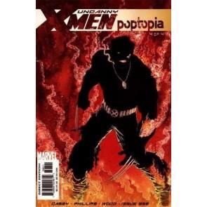 UNCANNY X-MEN #398 VF/NM POPTOPIA 4 OF 4