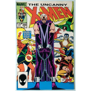 Uncanny X-Men (1981) #200 NM- (9.2)  Magneto cover