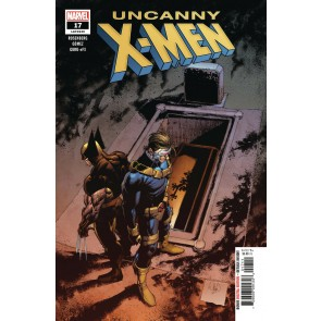 Uncanny X-men (2018) #17 (#639) VF/NM Whilce Portacio Cover