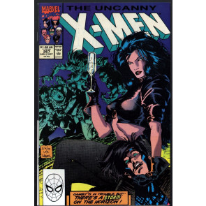 Uncanny X-Men (1963) #267 VF/NM (9.0) 2nd app Gambit Jim Lee art
