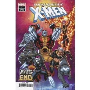 Uncanny X-Men Winter's End (2019) #1 VF/NM (9.0) variant cover B